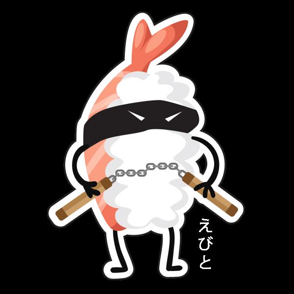 ซูชินินจา เอบิโตะ